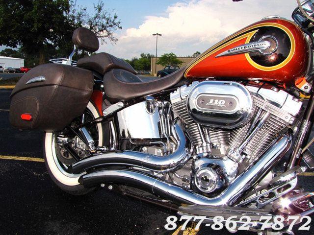 2014 Harley-Davidson CVO SOFTAIL DELUXE FLSTNSE CVO SOFTAIL DELUXE McHenry, Illinois 27