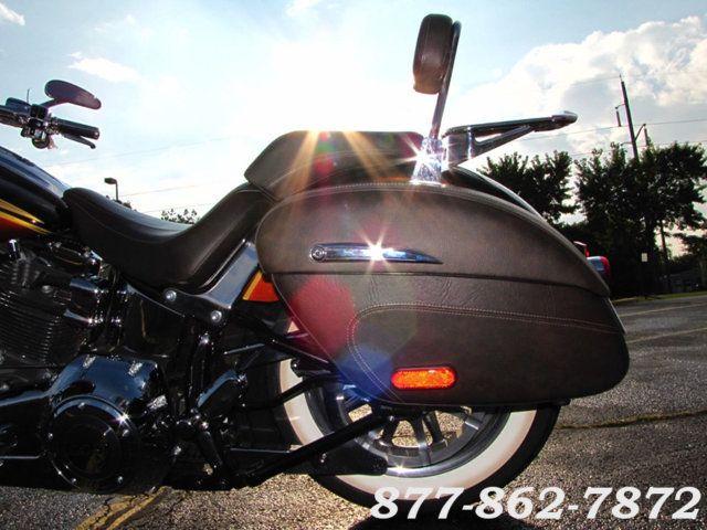 2014 Harley-Davidson CVO SOFTAIL DELUXE FLSTNSE CVO SOFTAIL DELUXE McHenry, Illinois 29