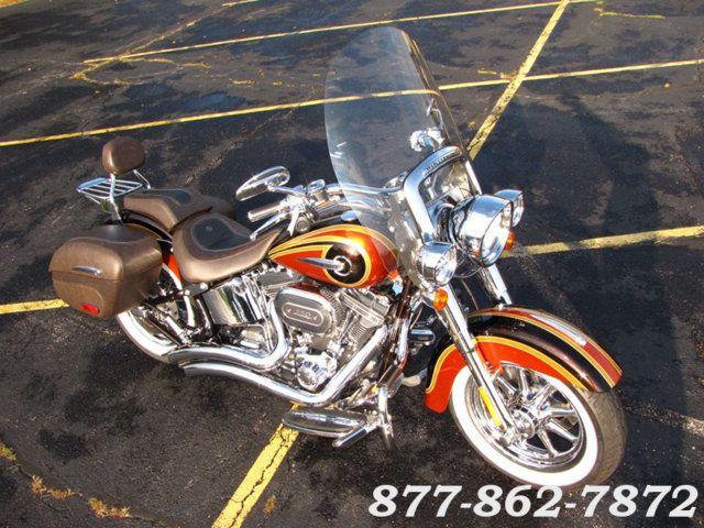 2014 Harley-Davidson CVO SOFTAIL DELUXE FLSTNSE CVO SOFTAIL DELUXE McHenry, Illinois 31