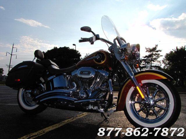 2014 Harley-Davidson CVO SOFTAIL DELUXE FLSTNSE CVO SOFTAIL DELUXE McHenry, Illinois 37