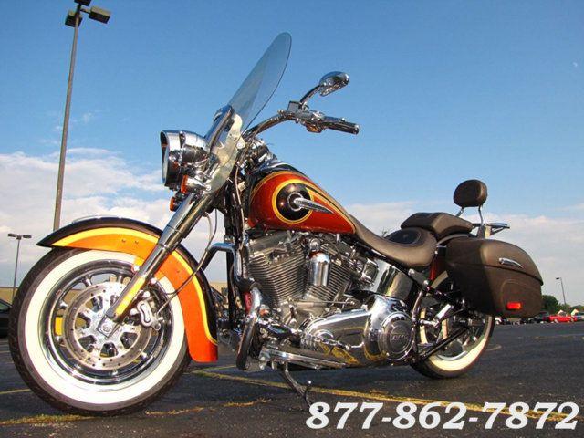 2014 Harley-Davidson CVO SOFTAIL DELUXE FLSTNSE CVO SOFTAIL DELUXE McHenry, Illinois 4