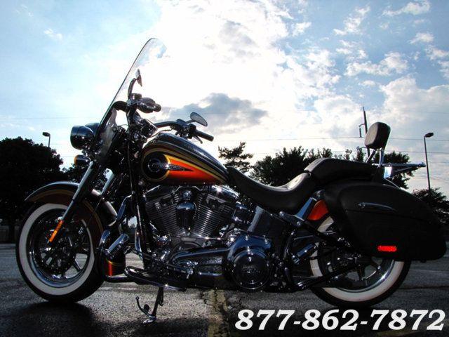 2014 Harley-Davidson CVO SOFTAIL DELUXE FLSTNSE CVO SOFTAIL DELUXE McHenry, Illinois 43