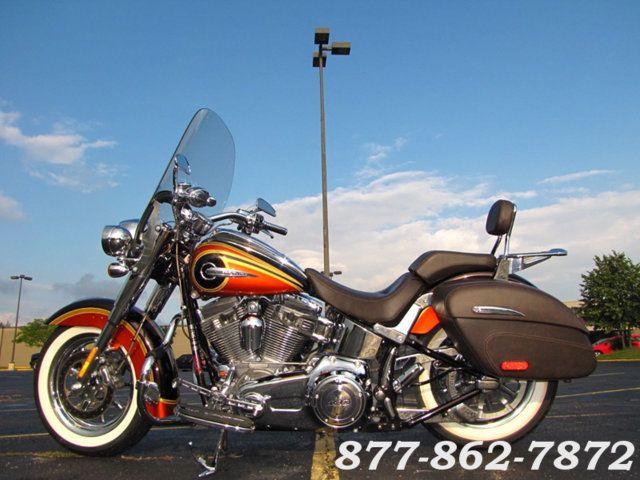 2014 Harley-Davidson CVO SOFTAIL DELUXE FLSTNSE CVO SOFTAIL DELUXE McHenry, Illinois 47