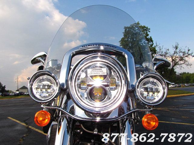 2014 Harley-Davidson CVO SOFTAIL DELUXE FLSTNSE CVO SOFTAIL DELUXE McHenry, Illinois 8