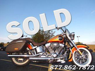 2014 Harley-Davidson CVO SOFTAIL DELUXE FLSTNSE CVO DELUXE FLSTNSE McHenry, Illinois