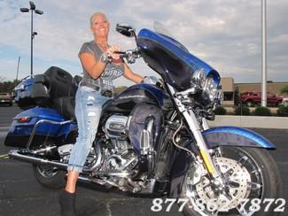2014 Harley-Davidson CVO ULTRA CLASSIC FLHTCUSE CVO ULTRA CLASSIC McHenry, Illinois