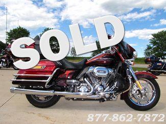 2014 Harley-Davidson CVO ULTRA LIMITED FLHTKSE CVO ULTRA LIMITED McHenry, Illinois