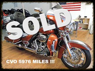 2014 Harley Davidson CVO ULTRA  LIMITED SCREAMIN EAGLE FLHTKSE Pompano, Florida