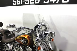 2014 Harley Davidson Deluxe CVO Screamin Eagle FLSTNSE Boynton Beach, FL 20