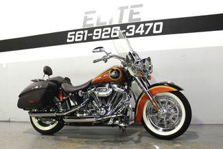 2014 Harley Davidson Deluxe CVO Screamin Eagle FLSTNSE Boynton Beach, FL 33