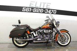 2014 Harley Davidson Deluxe CVO Screamin Eagle FLSTNSE Boynton Beach, FL 34