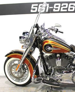 2014 Harley Davidson Deluxe CVO Screamin Eagle FLSTNSE Boynton Beach, FL 15