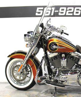 2014 Harley Davidson Deluxe CVO Screamin Eagle FLSTNSE Boynton Beach, FL 42