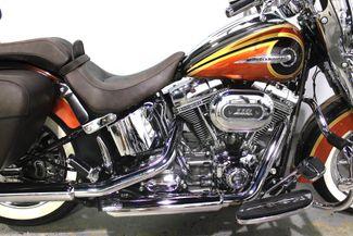 2014 Harley Davidson Deluxe CVO Screamin Eagle FLSTNSE Boynton Beach, FL 5