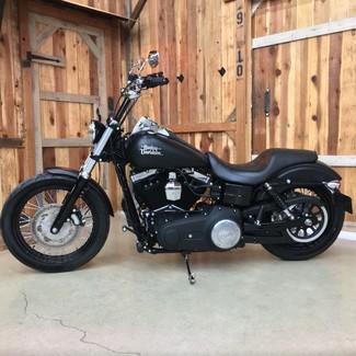2014 Harley-Davidson Dyna® Street Bob® Anaheim, California 9
