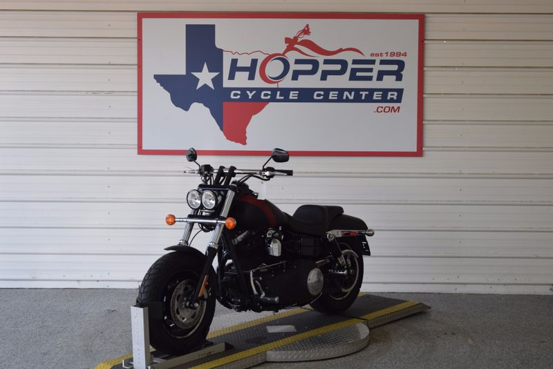 2014 Harley-Davidson Dyna Fat Bob   city TX  Hopper Cycle Center  in , TX