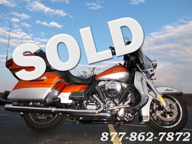 2014 Harley-Davidson ELECTRA GLIDE ULTRA LIMITED FLHTK ULTRA LIMITED FLHTK McHenry, Illinois 0