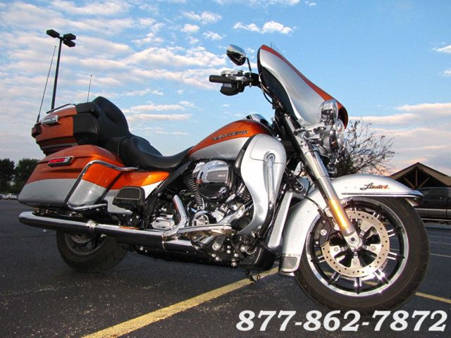 2014 Harley-Davidson ELECTRA GLIDE ULTRA LIMITED FLHTK ULTRA LIMITED FLHTK McHenry, Illinois 2