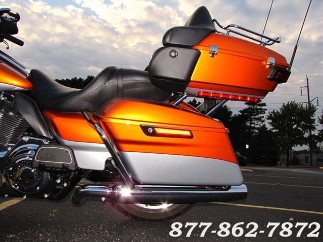 2014 Harley-Davidson ELECTRA GLIDE ULTRA LIMITED FLHTK ULTRA LIMITED FLHTK McHenry, Illinois 35