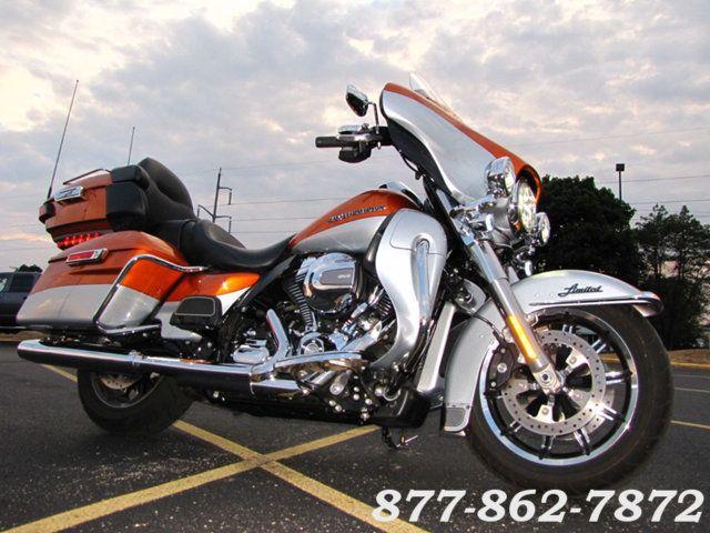 2014 Harley-Davidson ELECTRA GLIDE ULTRA LIMITED FLHTK ULTRA LIMITED FLHTK McHenry, Illinois 43
