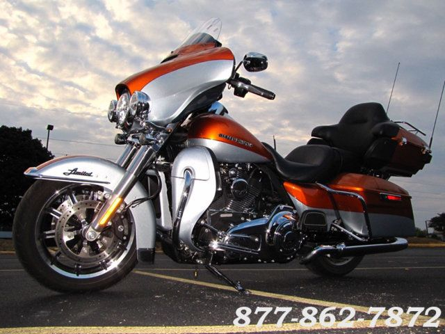 2014 Harley-Davidson ELECTRA GLIDE ULTRA LIMITED FLHTK ULTRA LIMITED FLHTK McHenry, Illinois 45