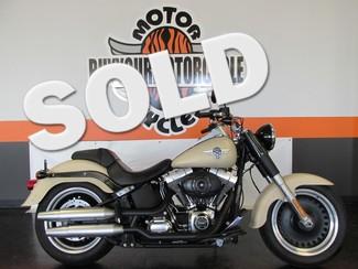 2014 Harley Davidson FAT BOY FLSTF Arlington, Texas
