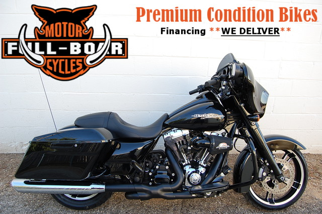 2014 Harley Davidson FLHX STREET GLIDE FLHX STREET GLIDE in Hurst TX