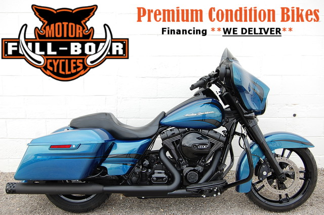 2014 Harley Davidson FLHX STREET GLIDE FLHX STREET GLIDE | Hurst, TX | Full Boar Cycles in Hurst TX