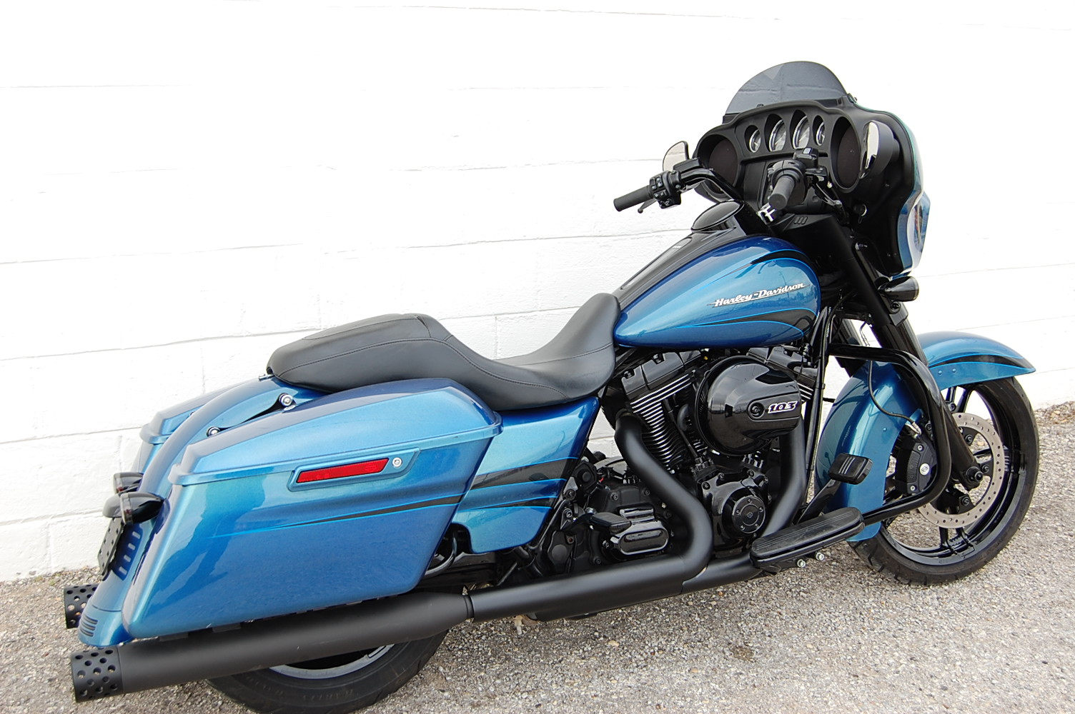 2014 harley davidson flhx street glide flhx street glide hurst tx 76053. Black Bedroom Furniture Sets. Home Design Ideas