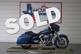 2014 Harley-Davidson FLHX Street Glide in McKinney TX
