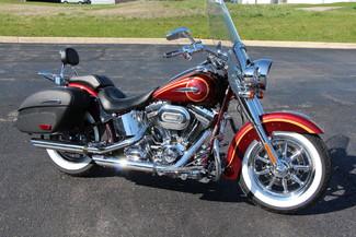 2014 Harley Davidson CVO SOFTAIL DELUXE  in Batavia IL