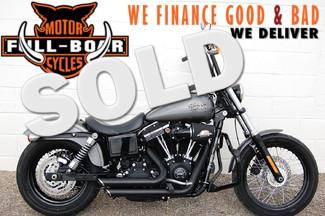 2014 Harley-Davidson FXDB  STREET BOB STREET BOB  FXDB Hurst, TX