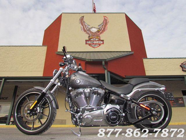 2014 Harley-Davidson FXSB SOFTAIL BREAKOUT SOFTAIL BREAKOUT McHenry, Illinois 1