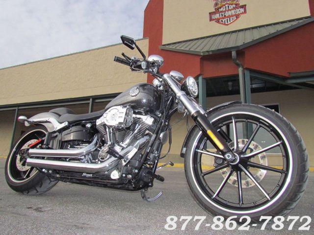 2014 Harley-Davidson FXSB SOFTAIL BREAKOUT SOFTAIL BREAKOUT McHenry, Illinois 2