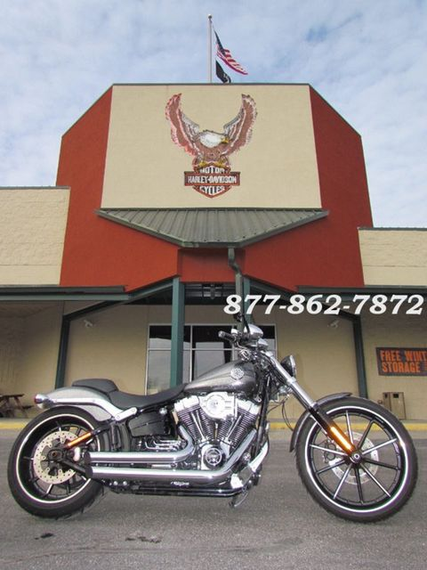 2014 Harley-Davidson FXSB SOFTAIL BREAKOUT SOFTAIL BREAKOUT McHenry, Illinois 30