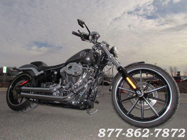 2014 Harley-Davidson FXSB SOFTAIL BREAKOUT SOFTAIL BREAKOUT McHenry, Illinois 31