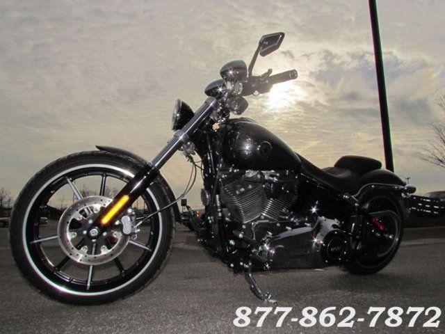 2014 Harley-Davidson FXSB SOFTAIL BREAKOUT SOFTAIL BREAKOUT McHenry, Illinois 33