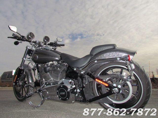 2014 Harley-Davidson FXSB SOFTAIL BREAKOUT SOFTAIL BREAKOUT McHenry, Illinois 34