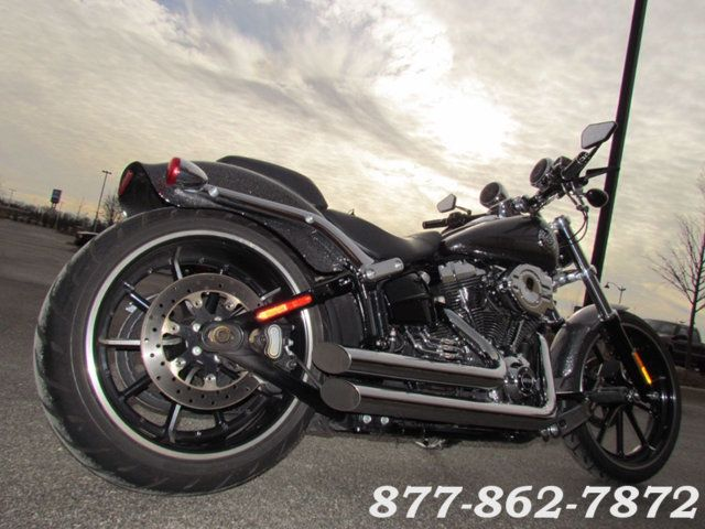 2014 Harley-Davidson FXSB SOFTAIL BREAKOUT SOFTAIL BREAKOUT McHenry, Illinois 36