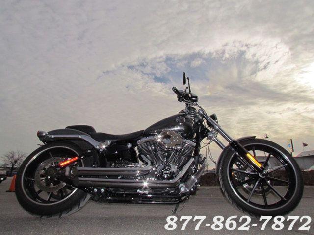2014 Harley-Davidson FXSB SOFTAIL BREAKOUT SOFTAIL BREAKOUT McHenry, Illinois 38