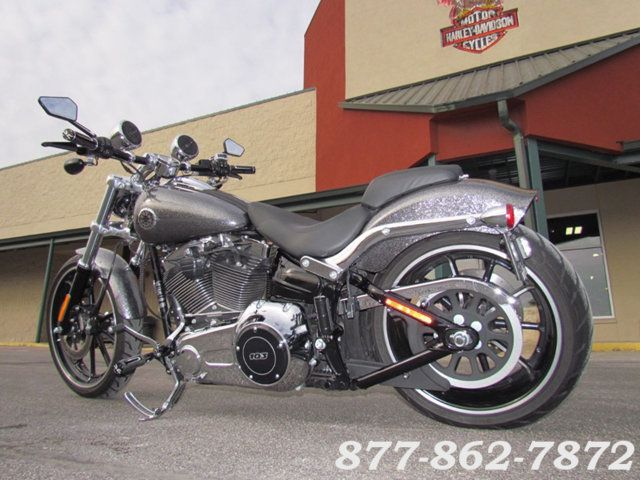 2014 Harley-Davidson FXSB SOFTAIL BREAKOUT SOFTAIL BREAKOUT McHenry, Illinois 5