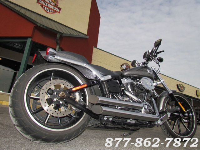 2014 Harley-Davidson FXSB SOFTAIL BREAKOUT SOFTAIL BREAKOUT McHenry, Illinois 7