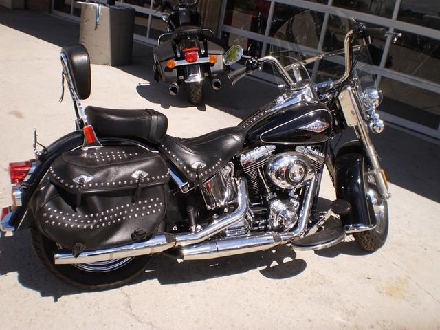2014 Harley-Davidson Softail® Heritage Softail® Classic Ogden, Utah 1