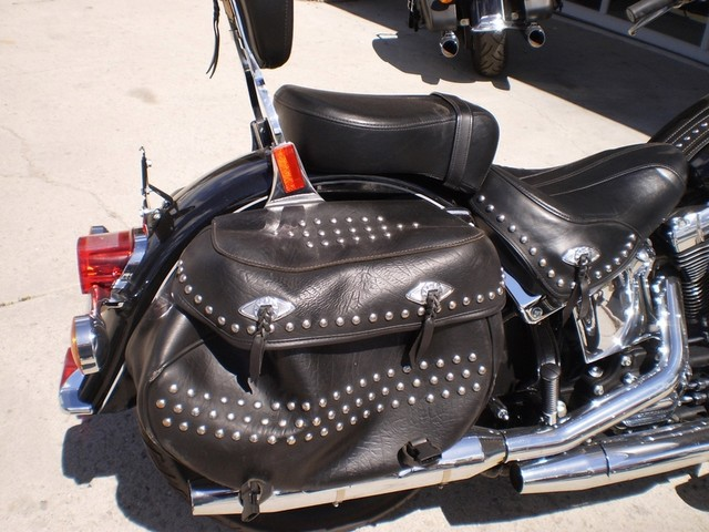 2014 Harley-Davidson Softail® Heritage Softail® Classic Ogden, Utah 4
