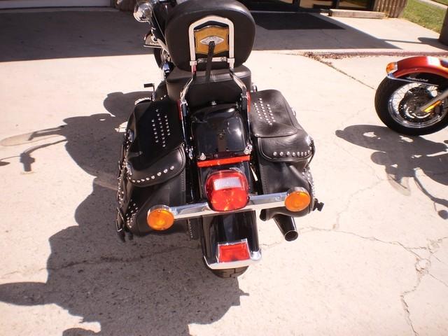 2014 Harley-Davidson Softail® Heritage Softail® Classic Ogden, Utah 9