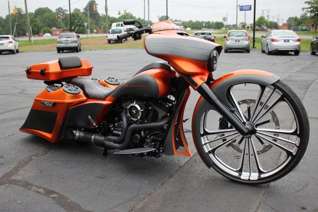 2014 Harley Davidson Street Glide Special FLHX Mooresville , NC 8