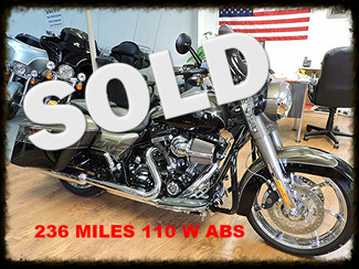 2014 Harley Davidson Road King CVO Screamin Eagle FLHRSE Screamin Eagle Pompano, Florida