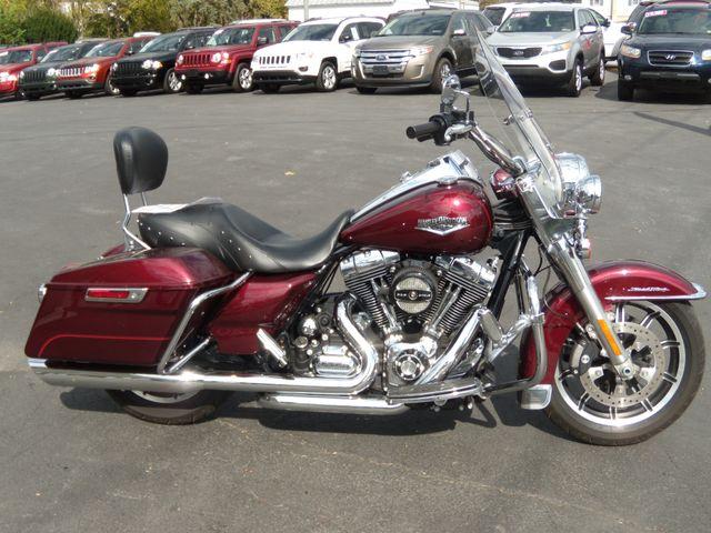 2014 Harley-Davidson Road King® Base Ephrata, PA 1