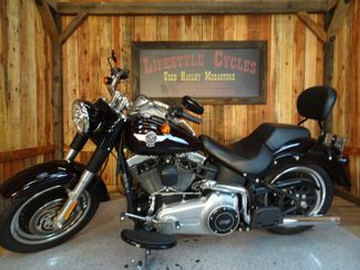 2014 Harley-Davidson Softail® Fat Boy® Lo Anaheim, California 1