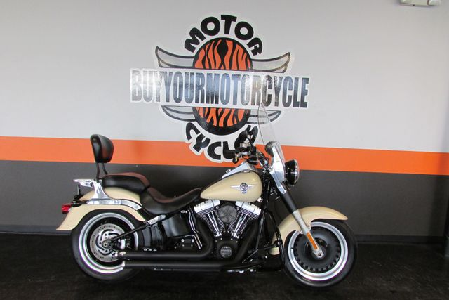 2014 Harley-Davidson Softail® Fat Boy® Lo Arlington, Texas 0